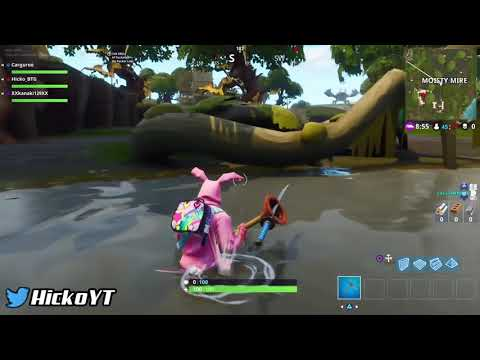 FORTNITE STAR LOCATION WEEK 4  search between a bench