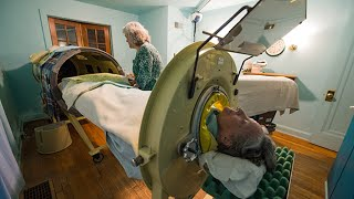 Kansas City polio survivor is one of last iron lung users in U.S. thumbnail