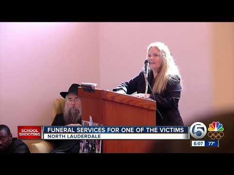 Funerals begin for Parkland school shooting victims