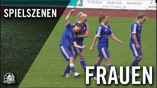 SV Blau-Gelb Berlin - BSC Marzahn (Finale, Pokal der 1. Frauen 2016/2017) - Spielszenen