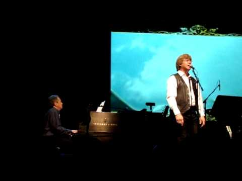 Jim Curry with Lee Holdridge perform John Denver's