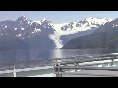 26 Glaciers Cruise - Prince William Sound, ALASKA