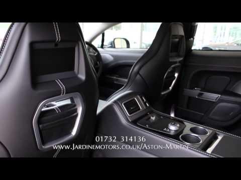Jardine Motors Group | Aston Martin Rapide | Lancaster Sevenoaks Aston Martin