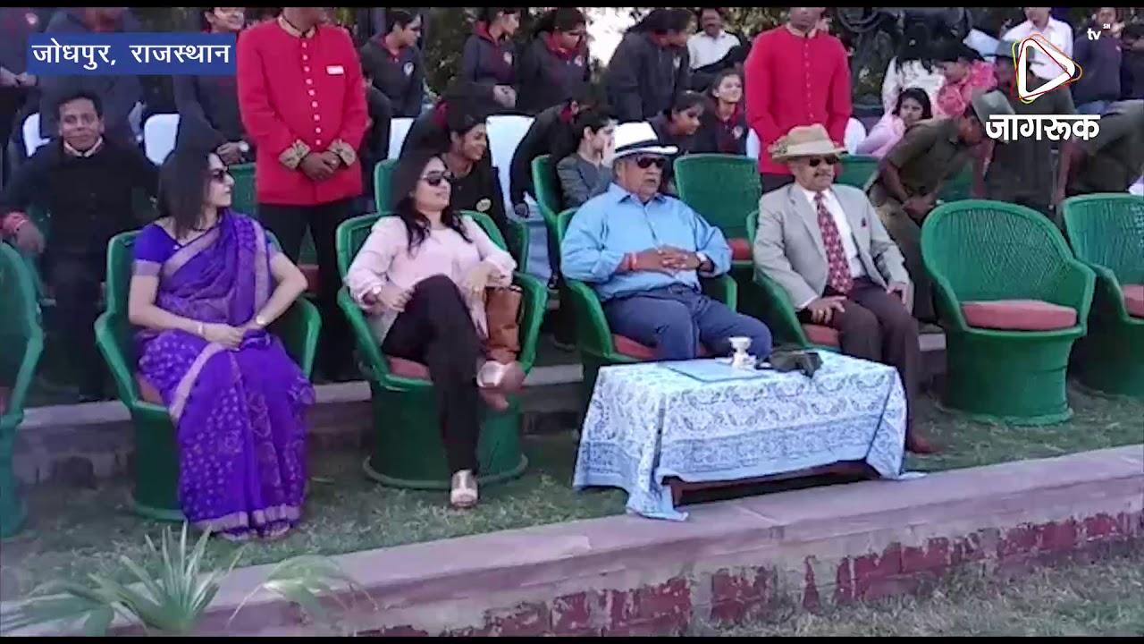 जोधपुर : 19वां जोधपुर पोलो सीजन का रंगारंग शुभारंभ