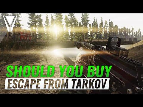 Should You Buy Escape from Tarkov