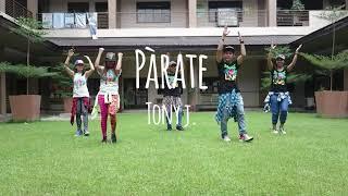 Pàrate (Mega Mix 56) | Latin Urban | Zumba® | Dance to Live