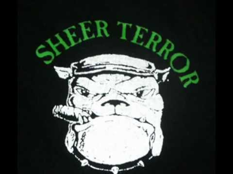 Sheer Terror - Cup Of Joe (where the wild things are)
