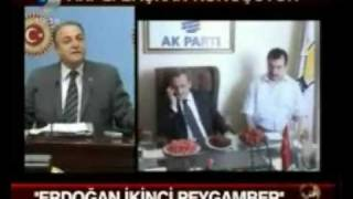 Tayyip Erdoğan 2. Peygamber
