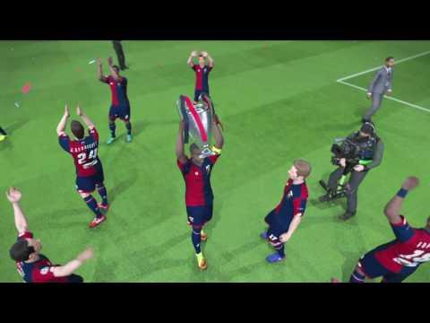 Festa Champions League per il Genoa