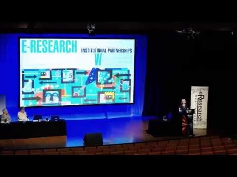 eResearch Australasia 2015 Featured Speaker Prof Linda O'Brien