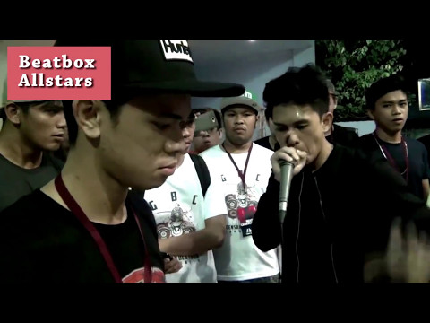 DUB G vs RKEM - MINDANAO BEATBOX BATTLE 2017 - FINALS