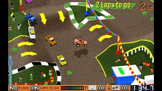Race Mania (Championship: China Tour) (Tangor) (MS-DOS) [1996]