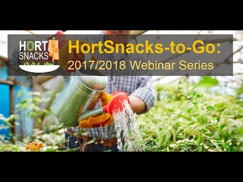 HortSnacks-to-Go: Eye tracking Technology and Garden Centre Marketing