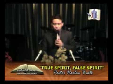 True Spirit,  False Spirit