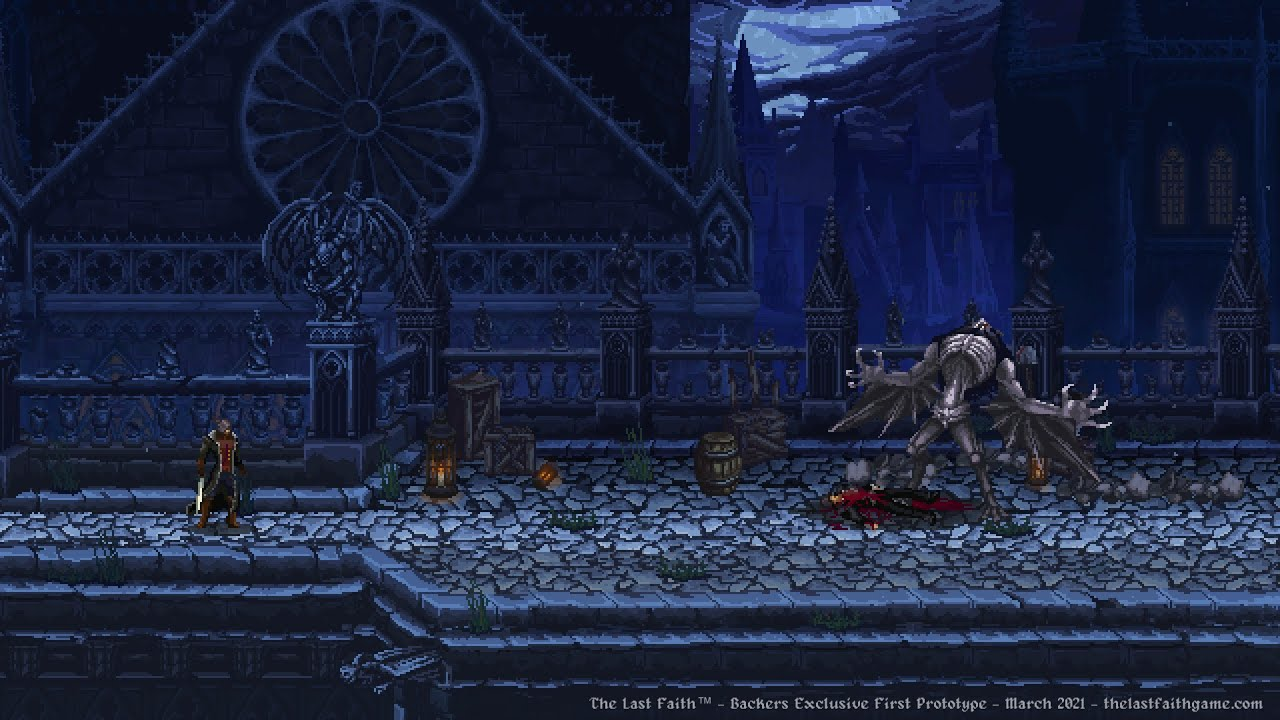 The Last Faith Backer Demo (Beta) [No Commentary]