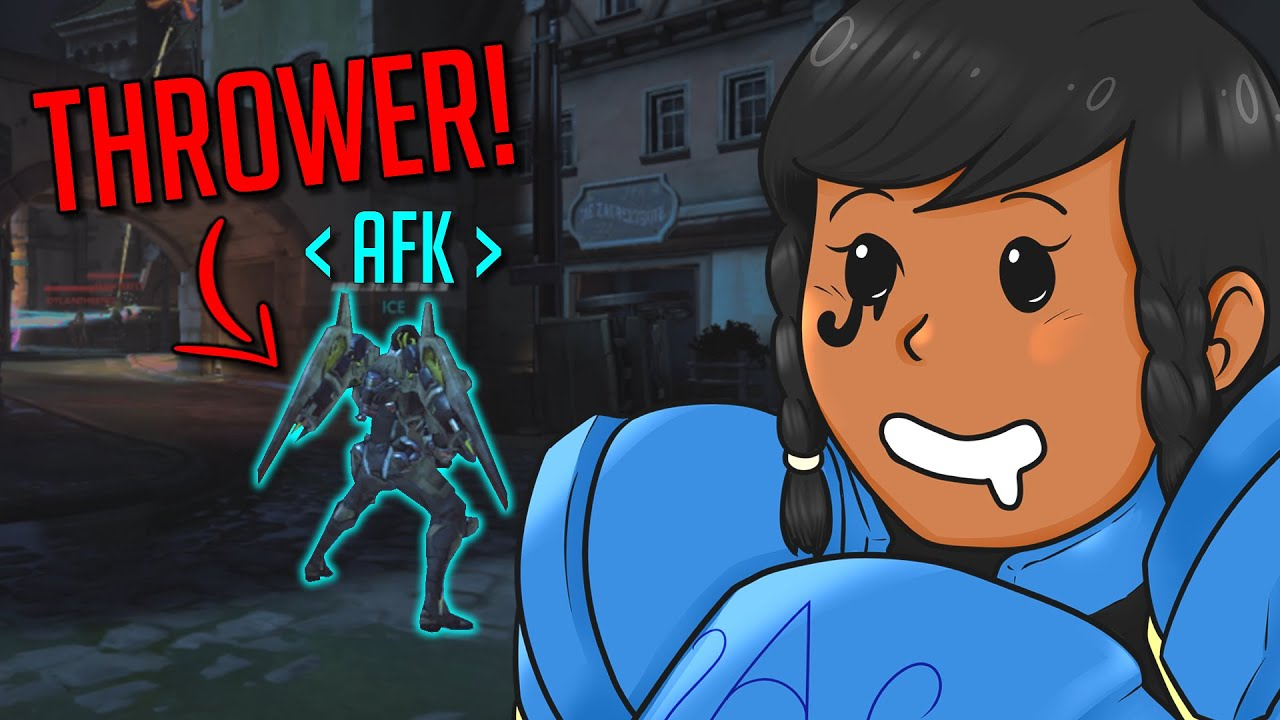 Throwers are EVOLVING.. | Overwatch Stories