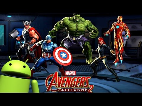 Gratis Marvel Avengers Alliance 2 Gameplay Juegos Android