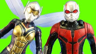 Marvel Ant-Man And The Wasp Wing Fx Toy Review With Just4fun290