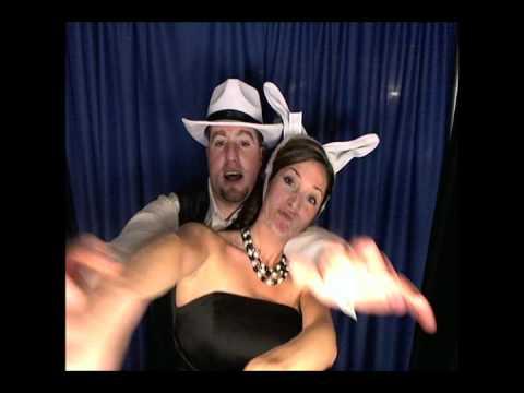 Jason & Elissa Lafleur's Wedding- Viral Booth DVD