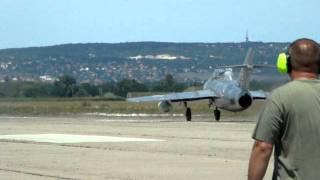 MiG-15 UTI First take off