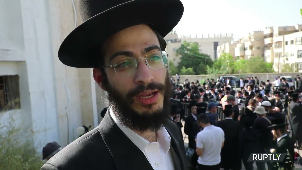 Israel: Hundreds of Orthodox Jews attend funeral of 4 Meron stampede victims