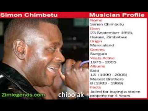 Simon Chimbetu  - Greatest Hits