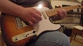 Dimarzio Area T Pickups in Fender Telecaster - YouTube on