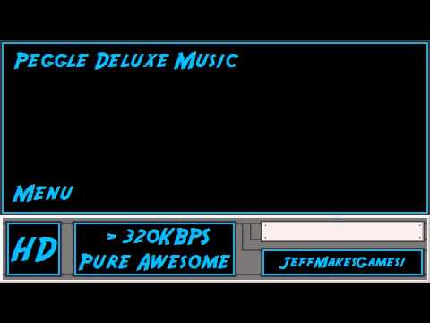 Peggle Deluxe Music - Menu