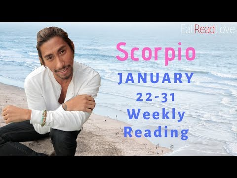 SCORPIO SOULMATE DO THEY HAVE SOMEONE ELSE JAN 22-31 WEEKLY TAROT READING