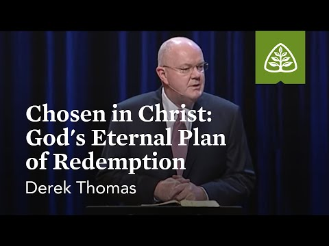 Derek Thomas: Chosen in Christ: God's Eternal Plan of Redemption