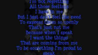 Raven Symone Anti-Love Song(Lyrics On Screen)