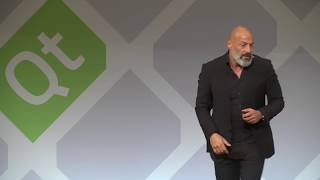QtWS17 - Trends in Software and Business, Igor Beuker
