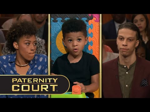 Man Denied Pregnancy By Calling Girlfriend Fat (Full Episode) | Paternity Court
