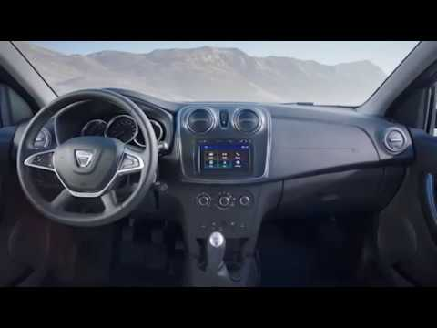 dacia logan mcv stepway int rieur youtube. Black Bedroom Furniture Sets. Home Design Ideas