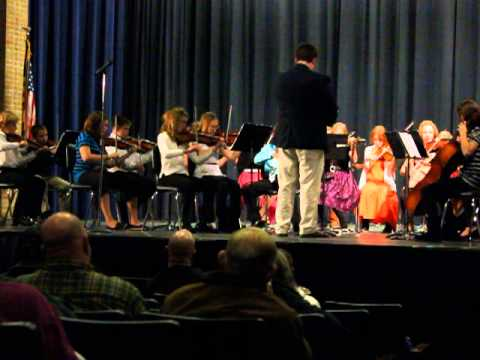 6th Grade Smoky Valley Middle School Concert