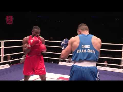 Elite Championship Final | Male 91kg Cheavon Clarke (Gravesham) vs Chris Billam-Smith (Poole)