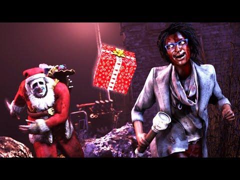 Santa Clown in the Fog!