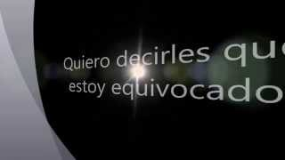 The Crystal Method - Over It ft.Dia Frampton [Español]