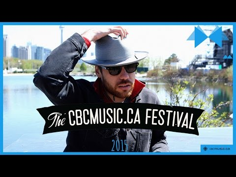 Bahamas at CBC Music Festival 2015