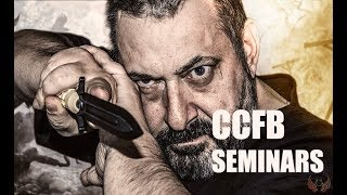 CCFB SEMINARS the raw art of blades