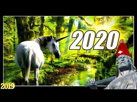 2020   Optimistischer Ausblick   Politische Prognosen & Trends