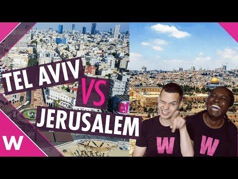 Eurovision host city: Tel Aviv or Jerusalem in 2019?