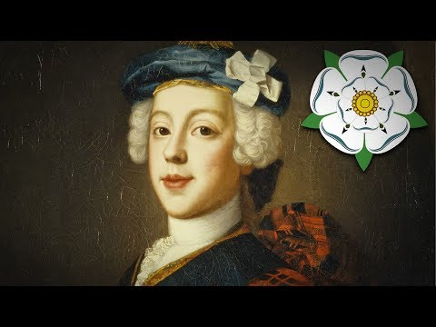"""Jacobite Rebellion Song (1745) """"Welcome Royal Charlie"""""""