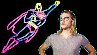 Why Doesn't Anyone Recognize SUPERMAN? (Because Science w/ Kyle Hill)