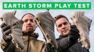 UNISPORT | ADIDAS EARTH STORM play test