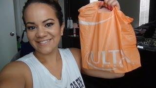 2014 Small Ulta Haul, drugstore products Thumbnail