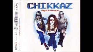 CHIKKAZ - RIGHT TO DANCE (REMIX CLUB)