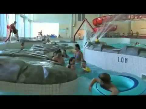Shindleman Aquatic Centre Opening August 16 2010 Youtube