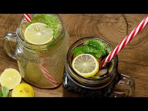 Quick Masala Soda Recipe   2 Quick & Easy Masala Sodas   Kanak's Kitchen