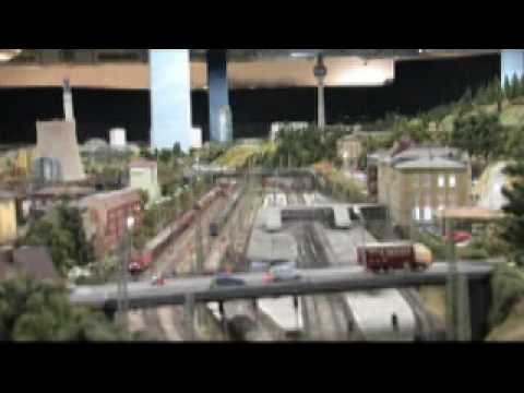 LOXX, large model railway, Berlin